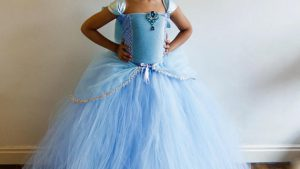 Vestido de Cinderela
