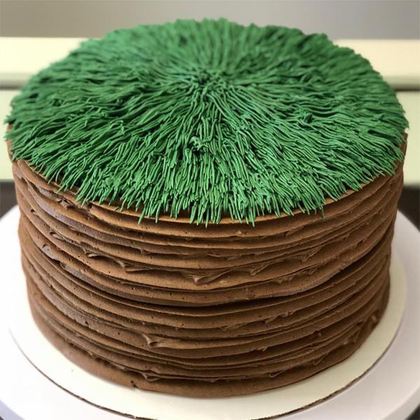 Ideia de bolo safari