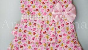 Roupas elegantes para bebê