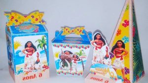 kit festa Moana